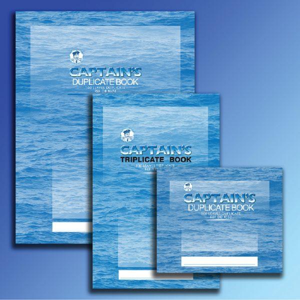 Duplicate & Triplicate Books